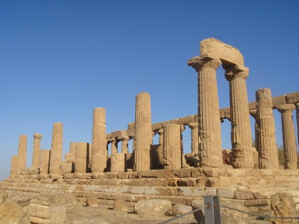 Gran Tour della Sicilia con Isole Eolie - settembre 2012 (Giuliana Bisson)