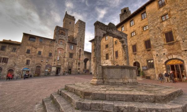 Gita Chianti e San Gimignano - marzo 2013 (Emanuela)