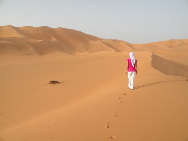 Gran Tour della Libia - aprile 2009 (Silvia)