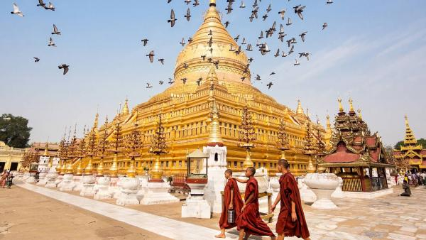 Tour della Birmania - dicembre 2006 (Prof. Lino Campesato)