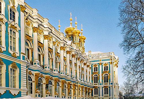 Tour Oro di Russia agosto 2010 (sig. Luciano)