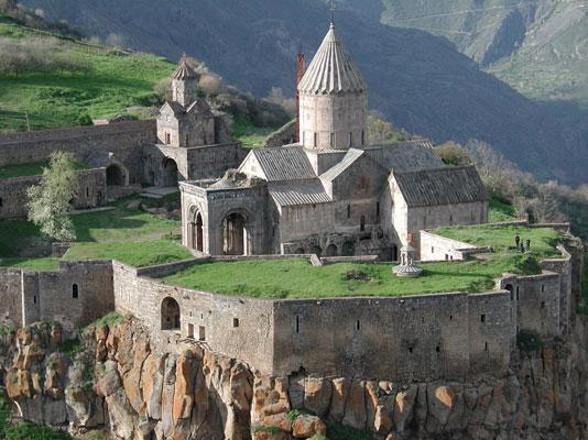 Tour dell'Armenia - giugno 2011 (sig.ra Luisa)