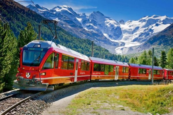 Livigno e trenino Bernina 8/9 luglio 2017 (Bruna Tresso)