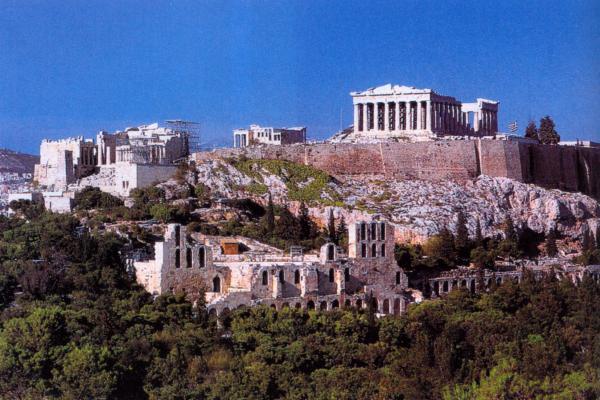 Tour della Grecia - maggio 2015 (Don Daniele)