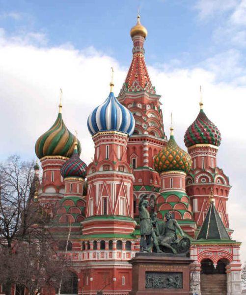 Tour Russia maggio 2011 (sig.ra Jusi)