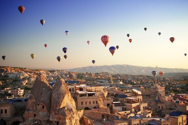 Viaggio in Turchia agosto 2010 (sig. Alessandro)