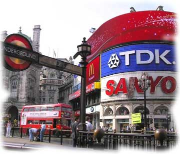 Viaggio a Londra agosto 2010 (sig. Ivano)