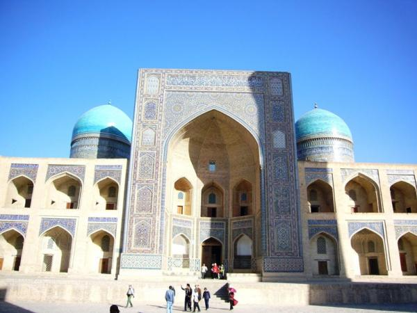 Tour dell'Uzbekistan - ottobre 2007 (Prof. Lino C.)