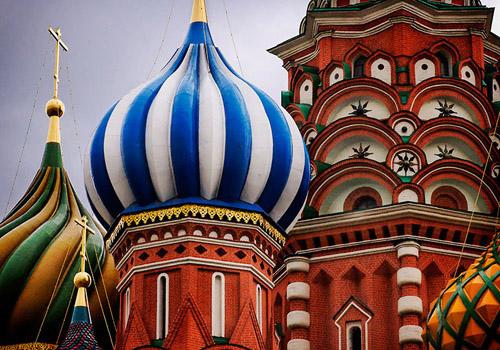 Tour San Pietroburgo e Mosca - luglio 2011 (sig.ra Giuliana)