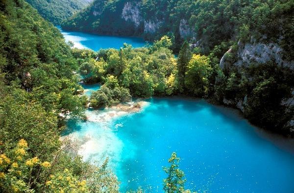 Laghi di Plitvice - maggio 2015 (sig.ra Bruna)