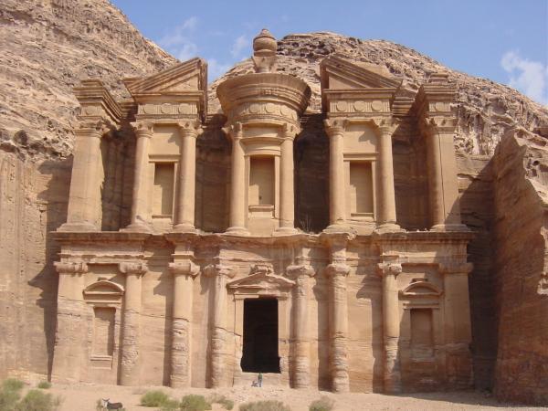 Tour della Giordania - marzo 2006 (Cinzia)